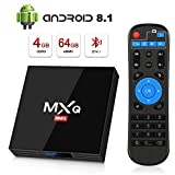 Best Kodi Tv Boxes - Android 8.1 TV Box, Leelbox 4GB RAM+64GB ROM Review