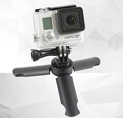 Kaliou - Trípode para Selfie Stick y monopié para cámaras réflex ...