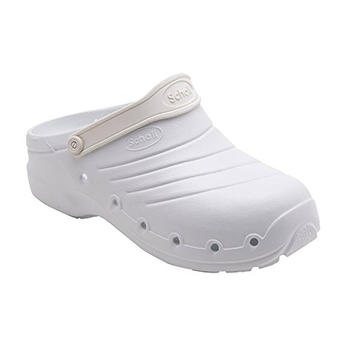 Scholl Scholl Hooves Scholl Men White Hooves Men White Hooves 7gqr7xf