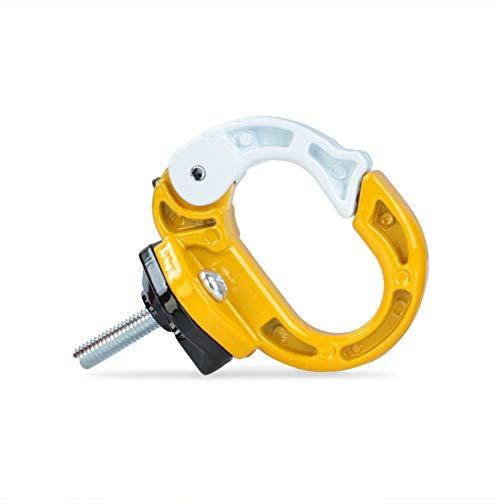 ROPALIA Helmet Round Hook Universal Motorcycle Scooter Luggage Head Bag Carrying Hanger Hook Luggage Hook