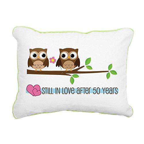 (CafePress - Owl 50Th Anniversary - 12