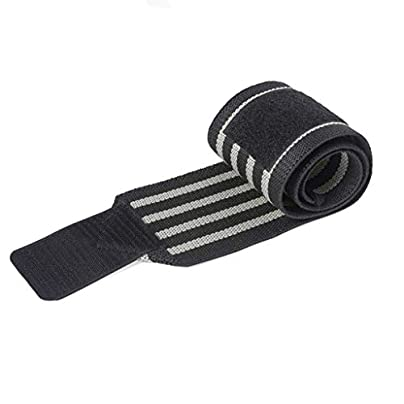 Xiaoping Wrist Wraps Sports Wristband Wrist Male Fitness Bench Press Equipment Bowl Gloves Assistant With Wristband Gym Power Estimated Price £26.31 -