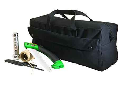 (Texsport Canvas Mechanics Tool Bag with Zipper)