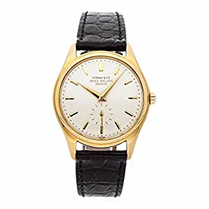 Patek Philippe Calatrava Automatic-self-Wind Male Watch 2526 (Certified Pre-Owned)