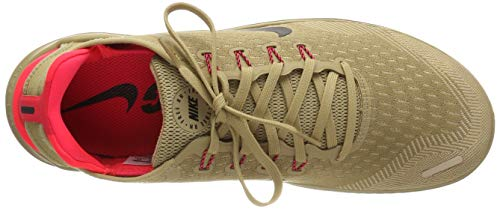 Free 201 Beige Rn black red Running Scarpe Uomo parachute 2018 Orbit Nike Multicolore 7fqUw7