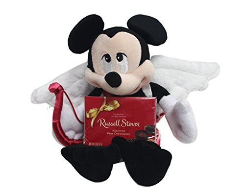 Valentine's Day Gift Plush Toy with Chocolates