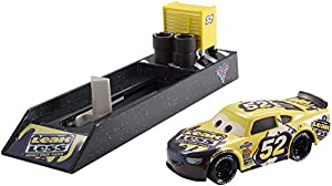 Disney Cars Brian Spark Launcher Toy Vehicle