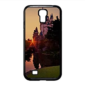 Tokyo Disneyland of the Rising Sun Watercolor style Cover Samsung Galaxy S4 I9500 Case (Japan Watercolor style Cover Samsung Galaxy S4 I9500 Case)