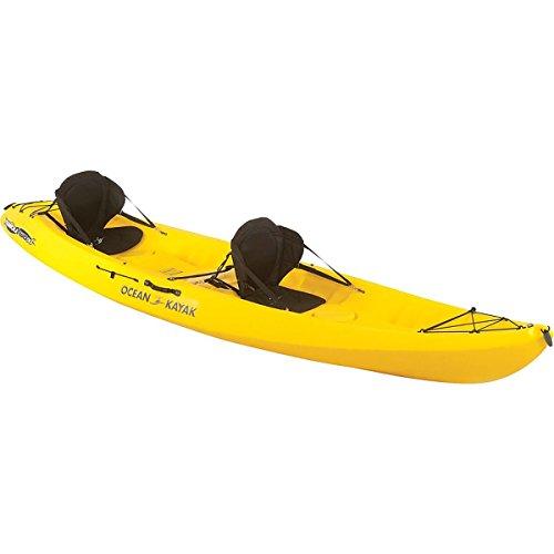 Ocean Kayak Malibu Two XL Tandem Kayak Yellow, One Size