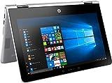 HP Pavilion x360, Premium 2019 Flagship 11.6 inch HD IPS Touchscreen 2 in 1 Laptop, Intel Quad-Core Pentium Silver N5000, 4GB DDR4, 500GB HDD, HD Webcam Bluetooth 4.2 802.11ac USB 3.1HDMI Win 10
