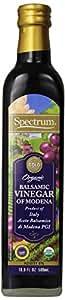 Spectrum Balsamic Vinegar, 16.9 oz