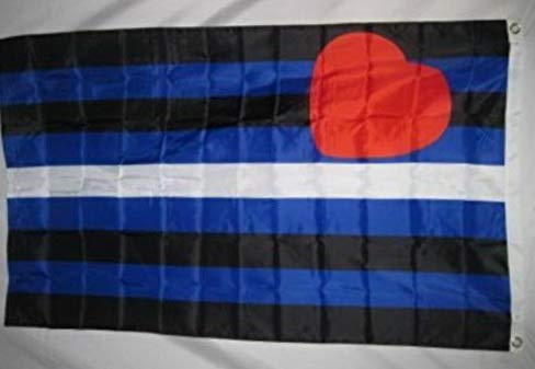 (Kaputar Leather Pride Flag Gay Pride Banner LGBT Event Pennant Sign New Outdoor 3x5 Foot | Model FLG - 6419)