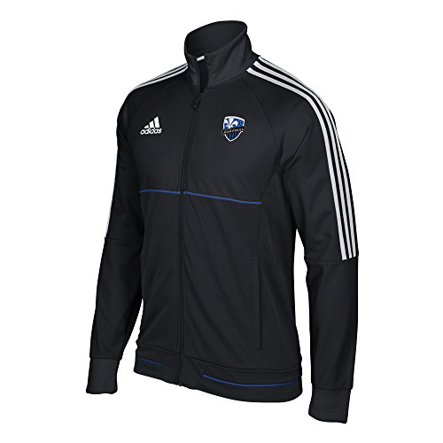 fan products of MLS Impact Montreal Men's Anthem Jacket, X-Large, Black