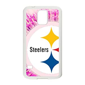 Steelers Fahionable And Popular High Quality Back Case Cover For Samsung Galaxy S5