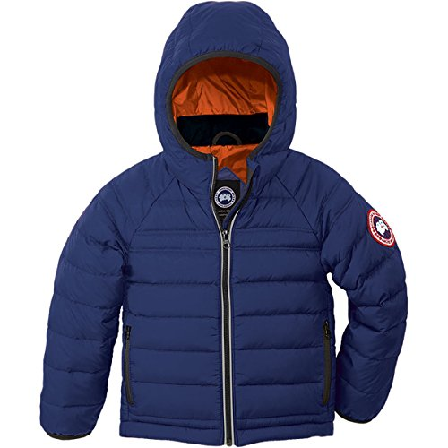 Canada Goose Bobcat Hooded Down Jacket - Toddler Boys' Pacific Blue, 6/7