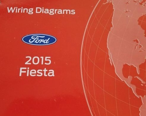 2015 Ford FIESTA Wiring Electrical Diagram Manual OEM NEW EWD 2015: Ford:  Amazon.com: BooksAmazon.com