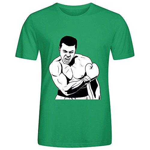 muhammad-ali-t-shirt-for-men-green