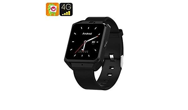 Wisess Smartwatch Android - 4G WiFi Bluetooth Health Tracker GPS ...