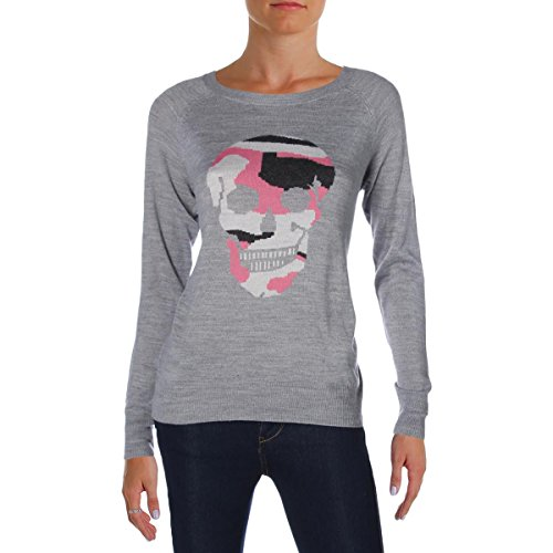 Acrylic Crewneck Sweater - 5