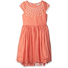 Gymboree Girls' Big Tulle Dress with Sequin