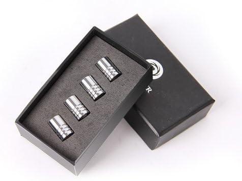 Protrex UK /® Citroen DS Deluxe Radventil-Staubkappen in Geschenkbox DS3 DS4 DS5
