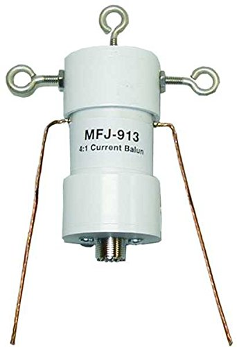 MFJ Enterprises Original MFJ-913 Balun 4:1 Current 300 Watts