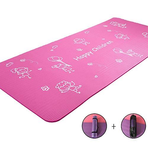 LXMBox Estera de Yoga para niños/Estera de Baile/Estera de ...