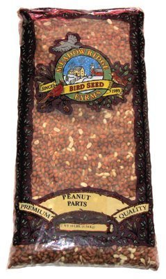 Jrk Seed & Turf Supply B111310 10LB Peanut Bird Food - Quantity 1 by Jrk Seed & Turf Supply