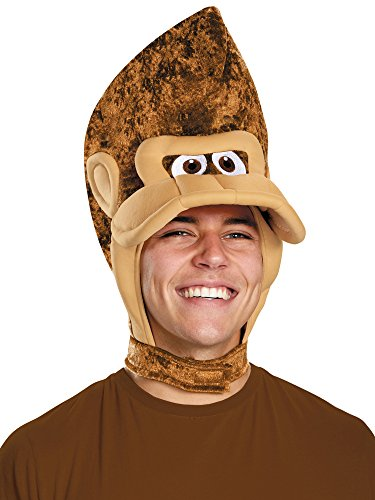 Disguise Super Mario Brother's Donkey Kong Adult (Adult Donkey Costumes)