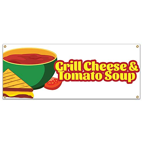 SignMission Grilled Cheese and Tomato Soup 48