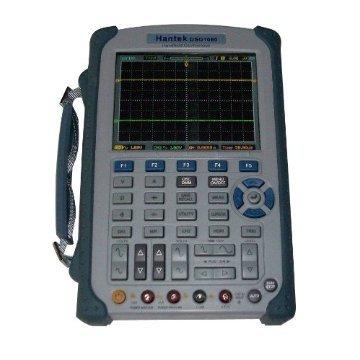 Hantek Handheld Digital Scope and DMM - 60MHz (DSO 1060) by Hantek 60 Mhz Scope