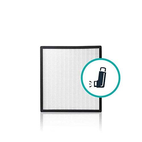 Alen HEPA-Silver-Carbon Replacement Filter for BreatheSmart Air Purifier Remove Allergies, Mold & Bacteria, 1-Pack, BF35-Silver-Carbon