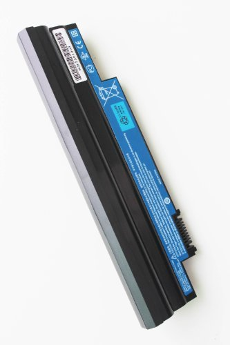 Ejuice New Laptop Replacement Battery for Aspire One AOD255 Series Aspire One AOD255-1134 Aspire One AOD255-1203 Aspire One AOD255-1549 Aspire One AOD255-1625 Aspire One AOD255-2331 Aspire One AOD255-2333 Aspire One AOD255-2509 Aspire One AOD255-2520 For Packard Bell Dot SE DOTSE-21G16iws For Gateway LT23 Series LT2304c LT2316u LT2319u LT2320u LT25 Series LT2503u LT2504h LT2514u LT2523u LT256u LT2526u Replacement for ACERAL10A31 AL10B31 AL10G31 ICR17/65 LC.BTP00.128 LC.BTP00.129 ,4400mAh,11.1v,6cells