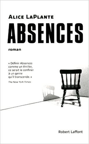 Absences - Alice LAPLANTE