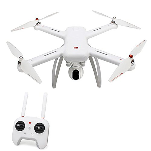 Price comparison product image Quickbuying In Stock Xiaomi Mi Drone WIFI FPV With 1080P Camera 3-Axis Gimbal RC Quadcopter RTF