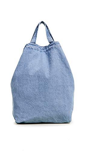 (BAGGU Women's Duck Bag, Light Denim, Blue, One Size)