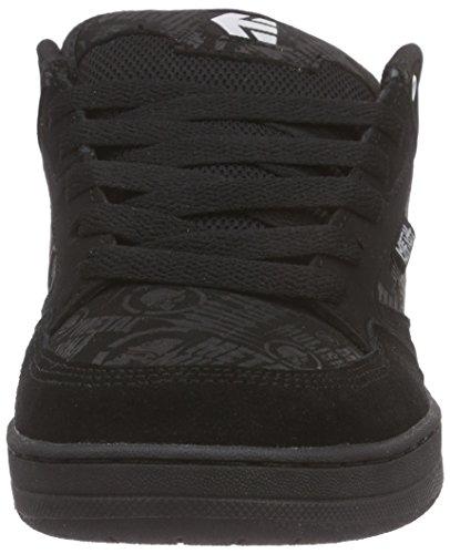Etnies Metal Mulisha Cartel, Men's Skateboarding Shoes Black (Black/Black/White 552)