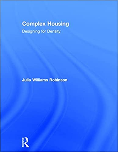 Book Complex Housing: Designing for Density