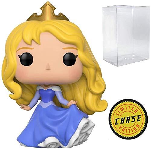 La Bella Durmiente Aurora Pop! Figura de vinilo Chase Variant (Blue Gown)