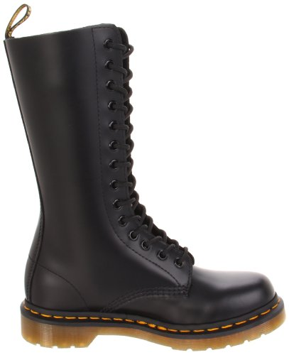 1914 Black W Martens Smooth Boots Dr qwHR5H