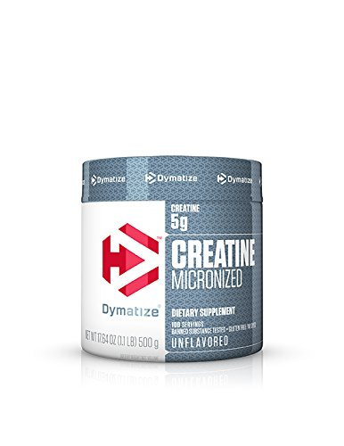 Dymatize Micronized Creatine, 500g