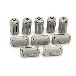 Refaxi Ring Core Ferrite Bead 10p Clamp ...