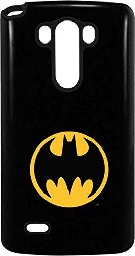 DC Comics Batman LG G3 Stylus Pro Case - Batman Logo Pro Case For Your LG G3 Stylus at Gotham City Store