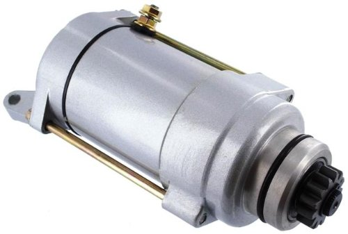 Discount Starter & Alternator 18748N Yamaha Powersport V-Star Motorcycles Replacement Starter by DISCOUNT STARTER & ALTERNATOR