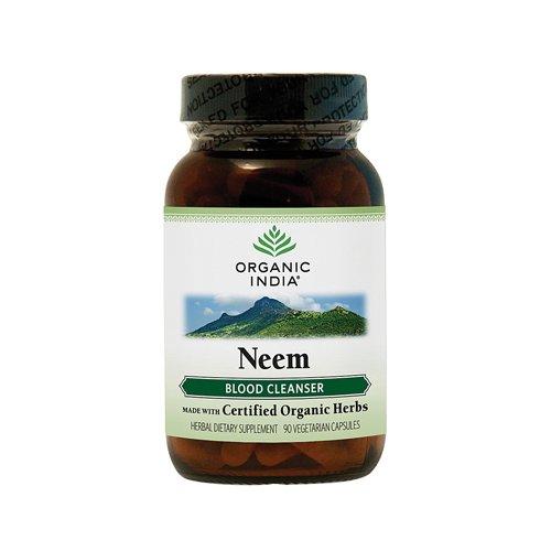 ORGANIC INDIA NEEM,OG3, 90 VCAP