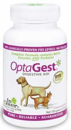 In Clover OptaGest clinical digestive and immune support powder for dogs and cats (3.5OZ)