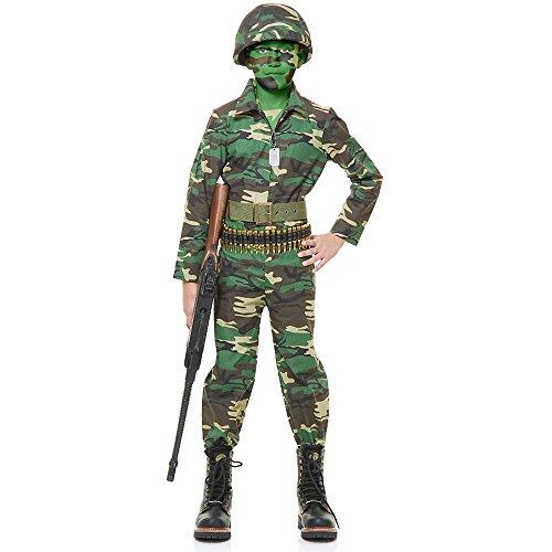 Army G.I. Camouflage Kids