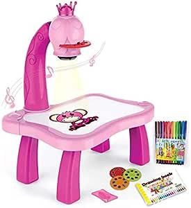Mesa de Pintura para niños, Mesa de Actividades para niños, Mesa ...