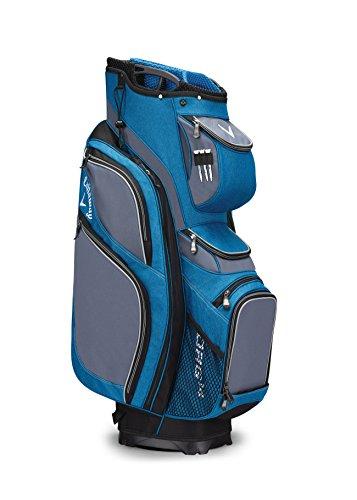 Callaway Golf Org 14 Cart Bag Golf Bag Cart 2017 Org 14 Royal/Titaniium/black, Royal/Titanium/Black