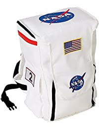 Jr. Astronaut Backpack, Black, with NASA patches